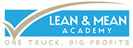 The Lean & Mean Academy Logo